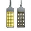 Flexlight można przyciemniać od 100% do 5% natężenia oświetlenia.