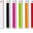 Biurko moll Champion Compact Style - elementy kolorystyczne.