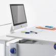 Multi Deck panel pogłębiający biurka Winner Compact