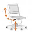 Regulacja fotela S6
