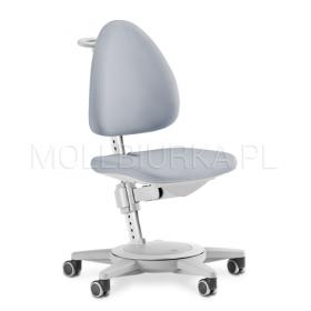 Regulowane krzesło Maximo Szare/Szare